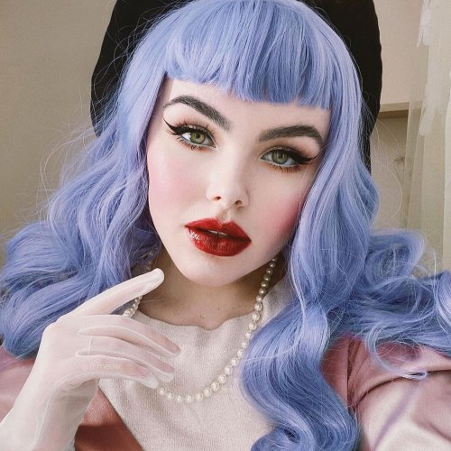 Carousel post from annabelles_wigs.