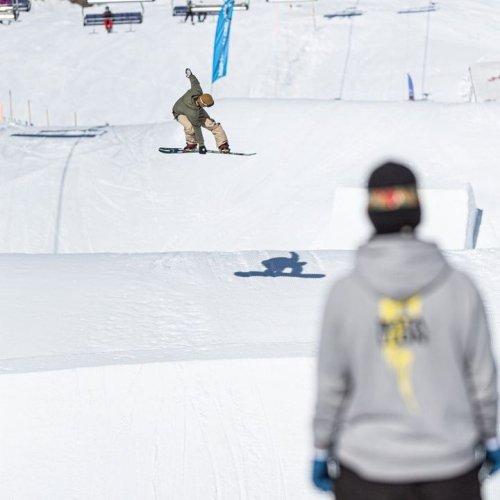Photo post from NBC Snowpark Hoch-Ybrig.