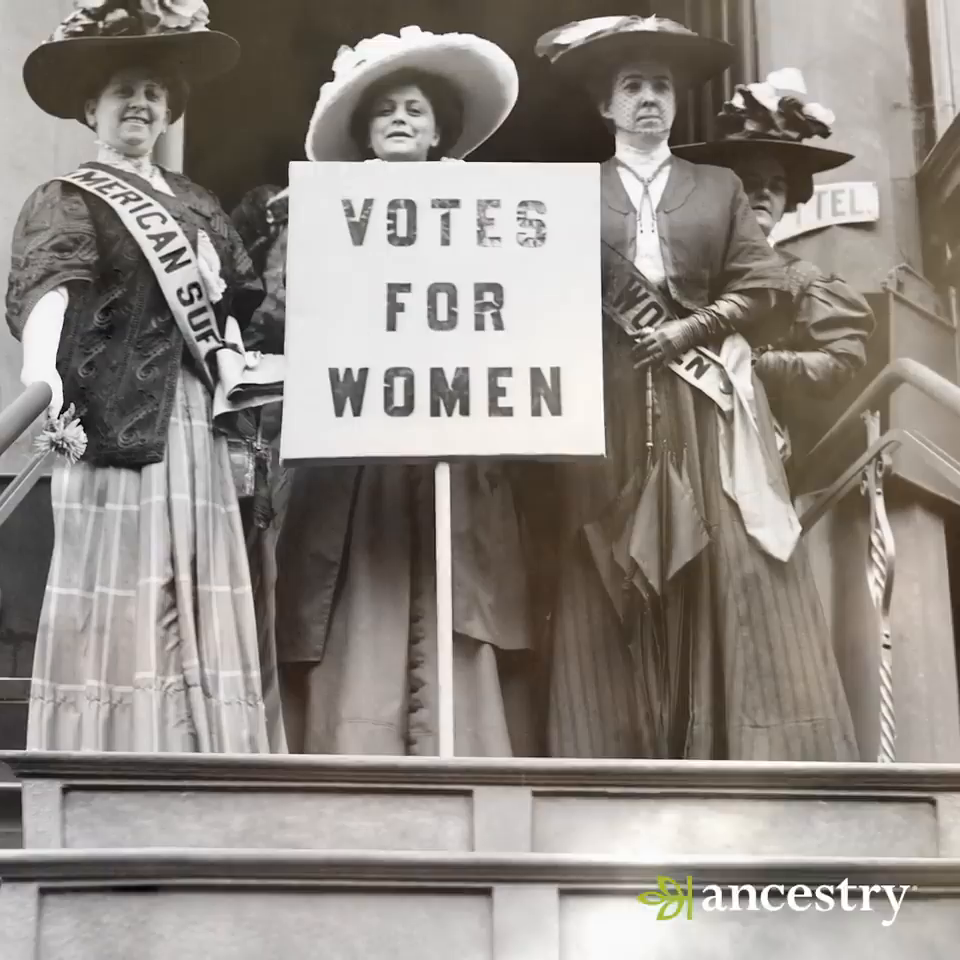 Video post from ancestry.