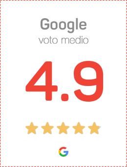 Il voto di ExportUSA su Google