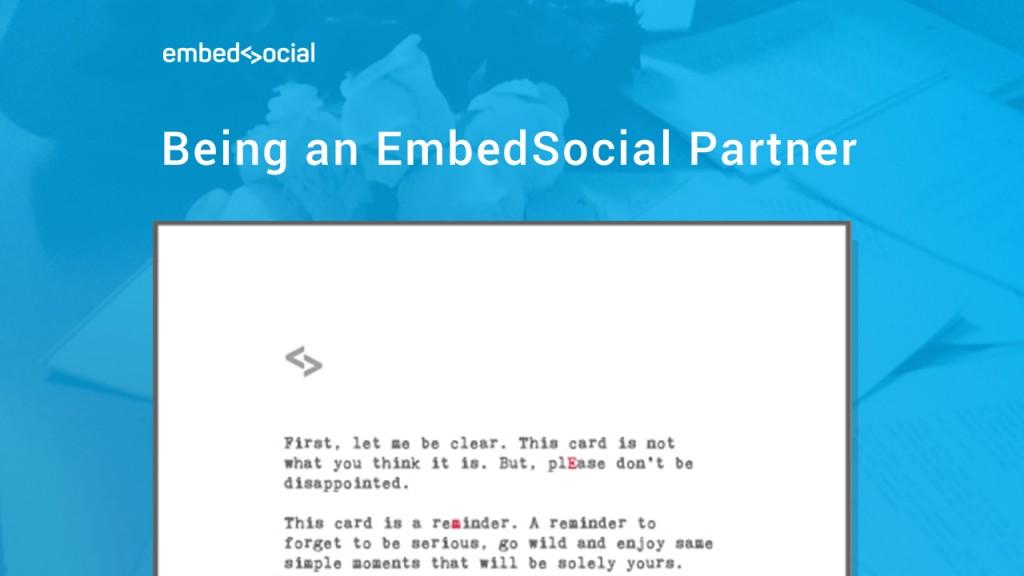 embedsocial partner