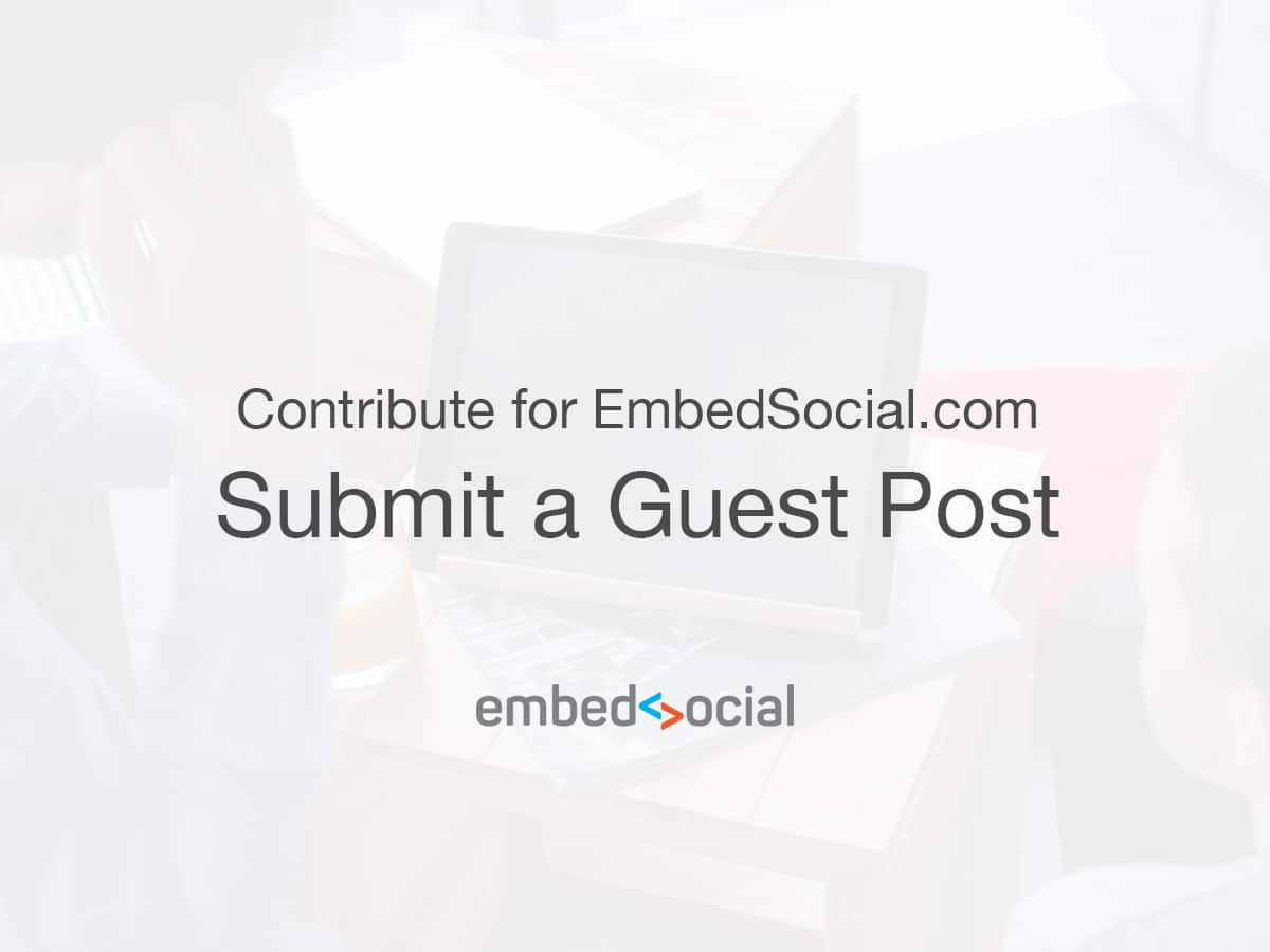 Submit Guest Post About Facebook or Instagram Marketing
