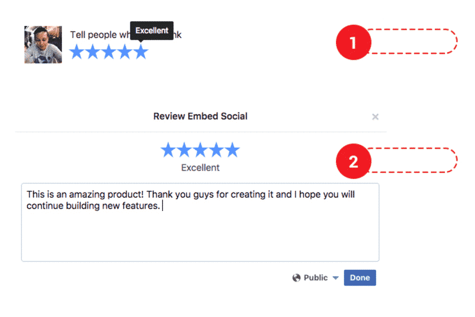 Activate Facebook Reviews