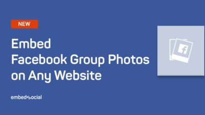 Embed Facebook group
