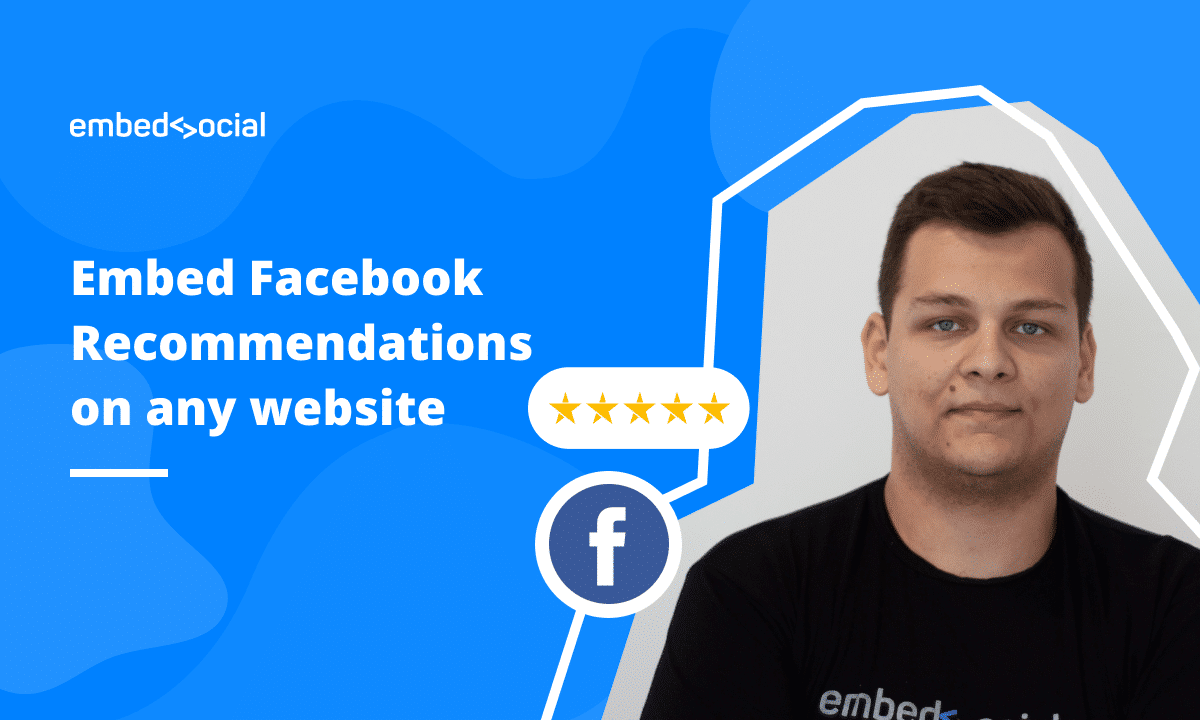 embed facebook recommendations