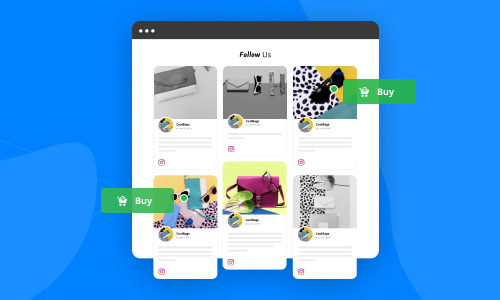 embed facebook instagram shop feed