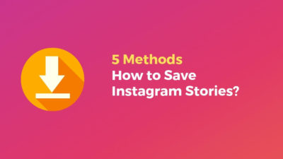 save instagram stories