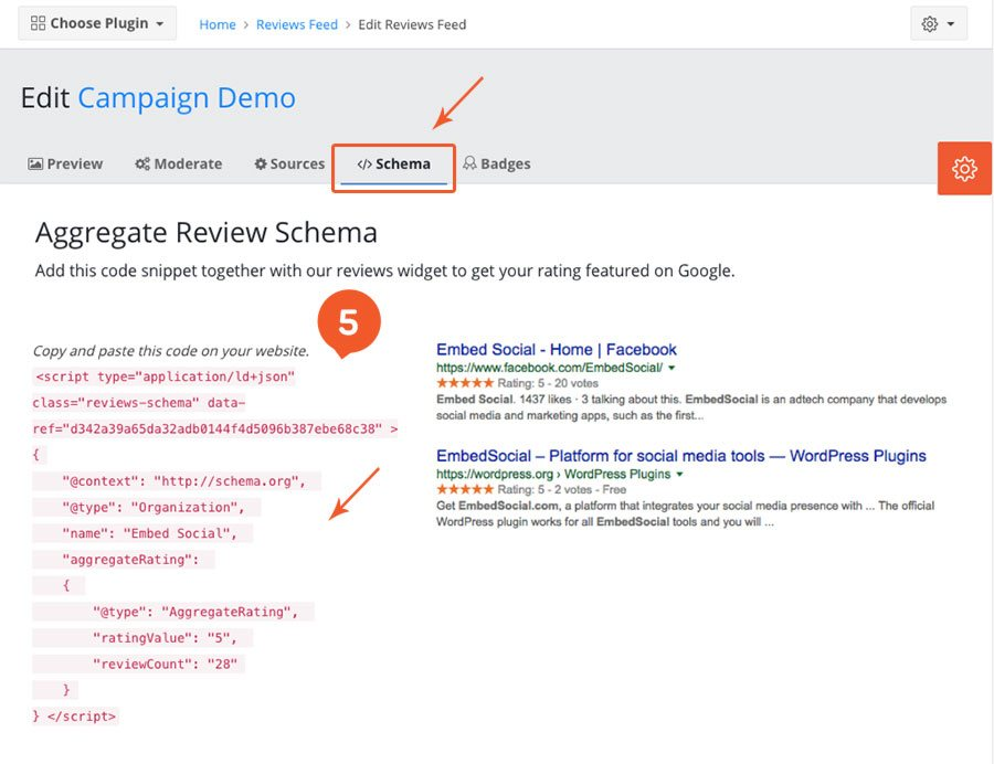 How to get Rating Stars in Google Search Results | EmbedSocial
