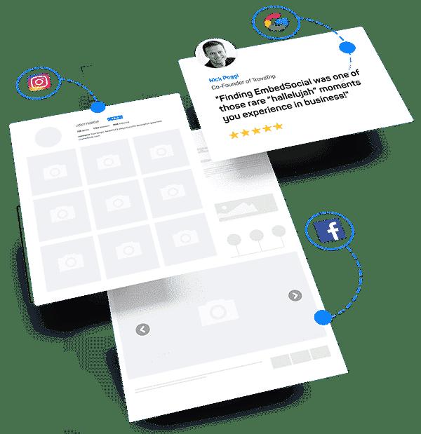 Social proof platform
