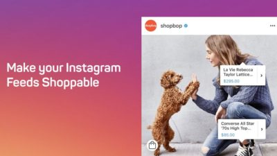 activate shopping on Instagram