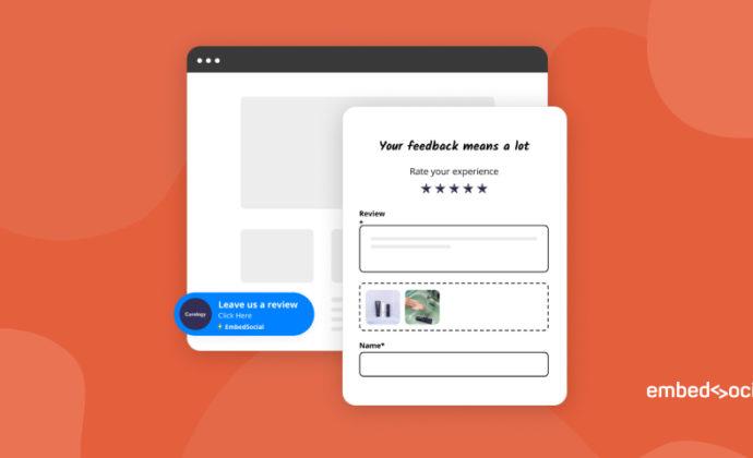 Free reviews widget