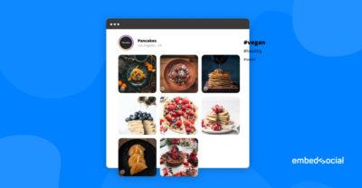 free instagram widget