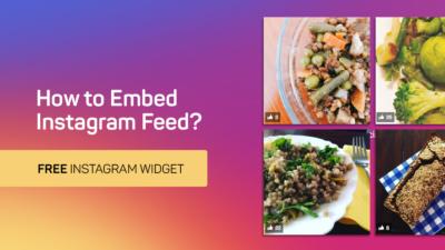 free instagram feed plugin