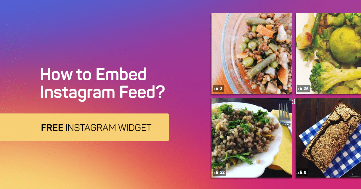How to Embed Instagram Feed on Your Website for Free