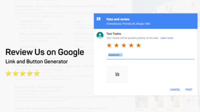 google review us link