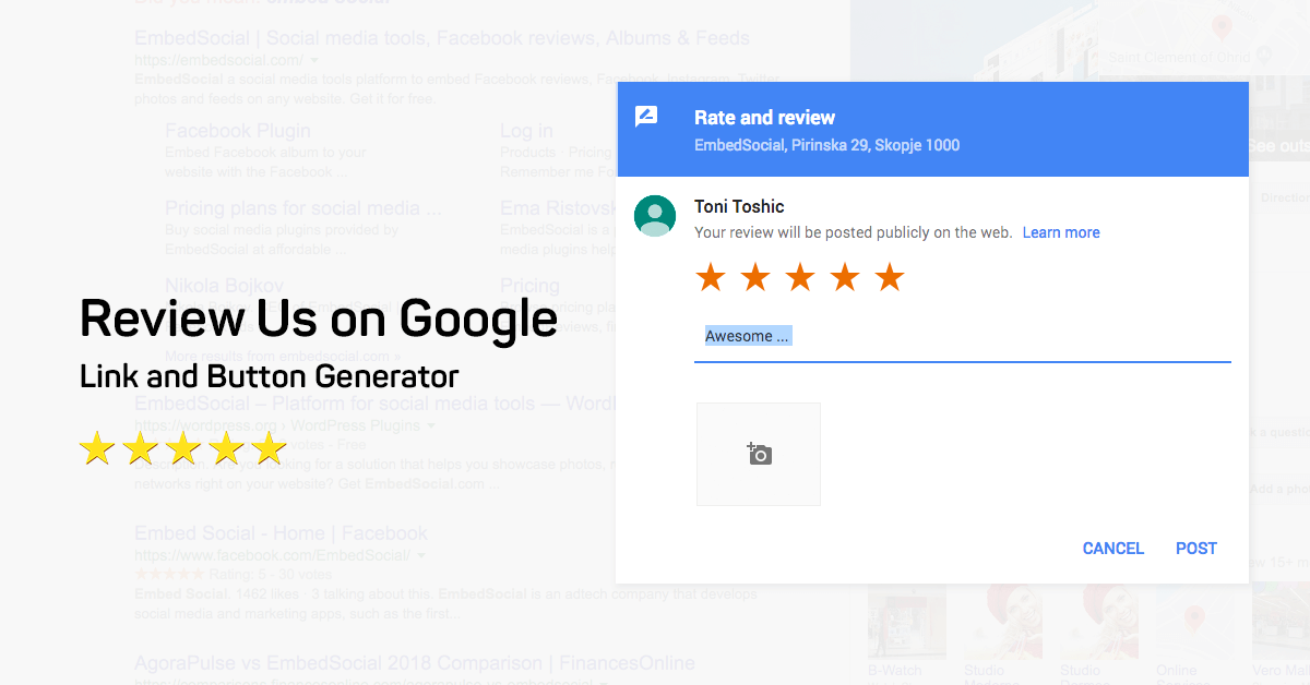 How to Create Llink for Customers to Leave Google Reviews