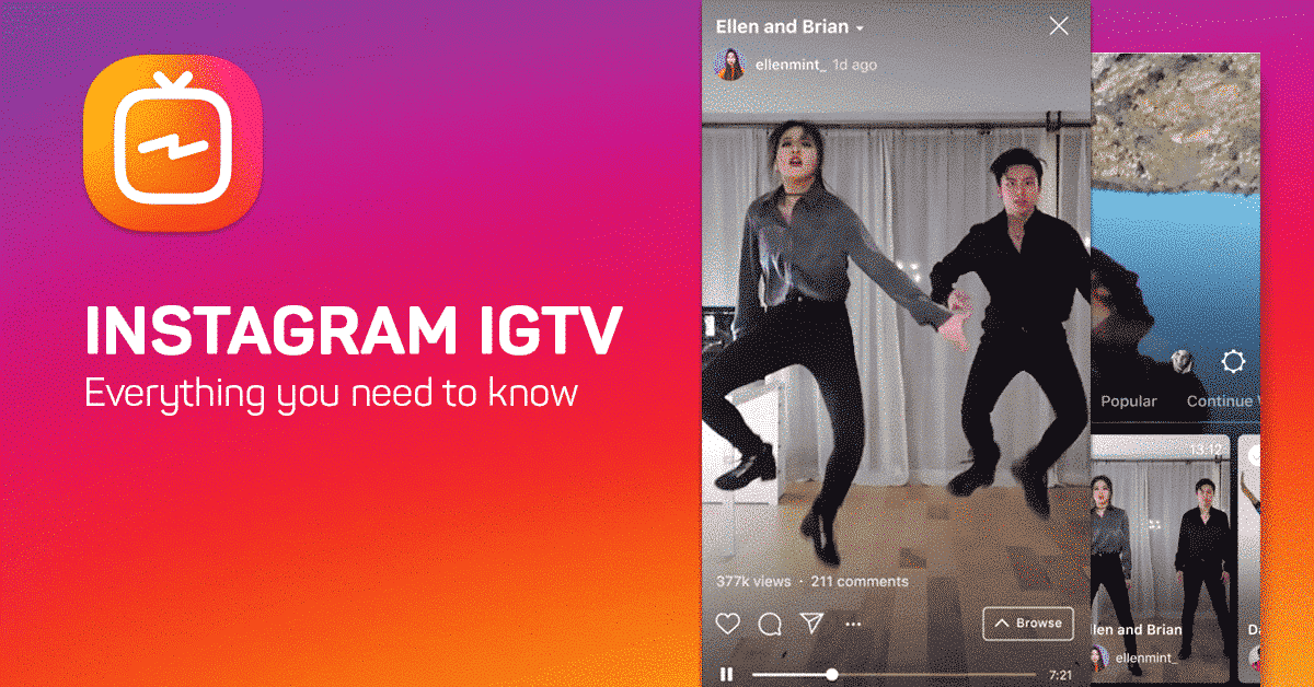 INTRODUCING IGTV: 5 WAYS TO USE IT TO INCREASE INSTAGRAM ENGAGEMENT