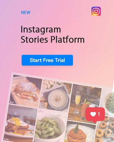 instagram stories platform