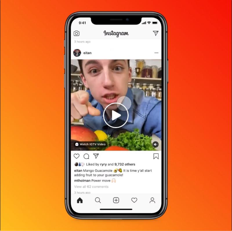 instagram igtv ads