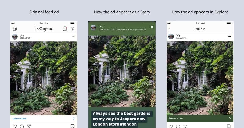 branded content ads Instagram creators
