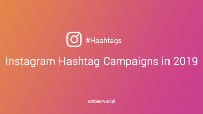 instagram hashtag campaigns