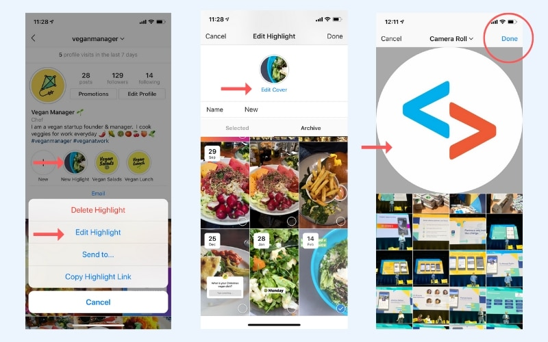 Everything About Instagram Story Highlights - EmbedSocial