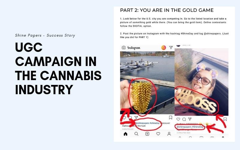 cannabis hashtag campaign