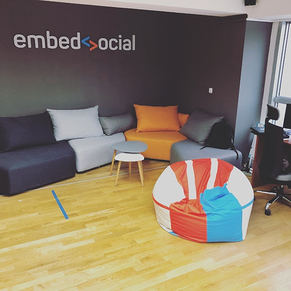 EmbedSocial Skopje Office