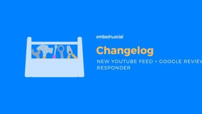 changelog embedsocial