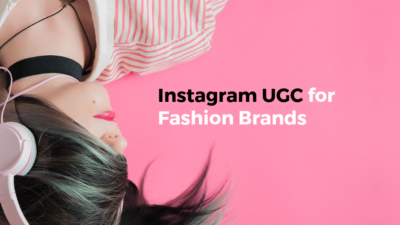 instagram ugc marketing