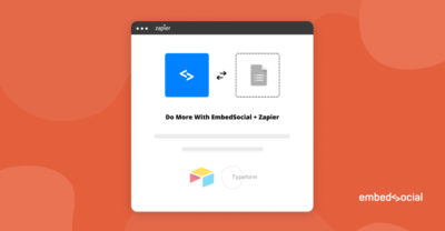 EmbedSocial integration with zapier