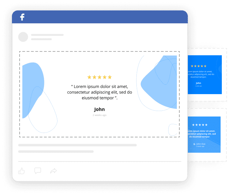 facebook ads reviews copy