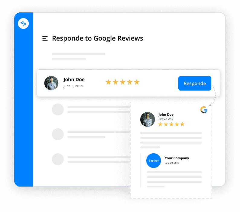 respond to google reviews tool