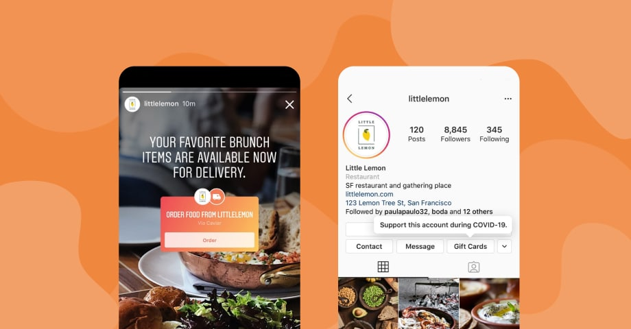 New Ways for Small Businesses to Sell on Instagram