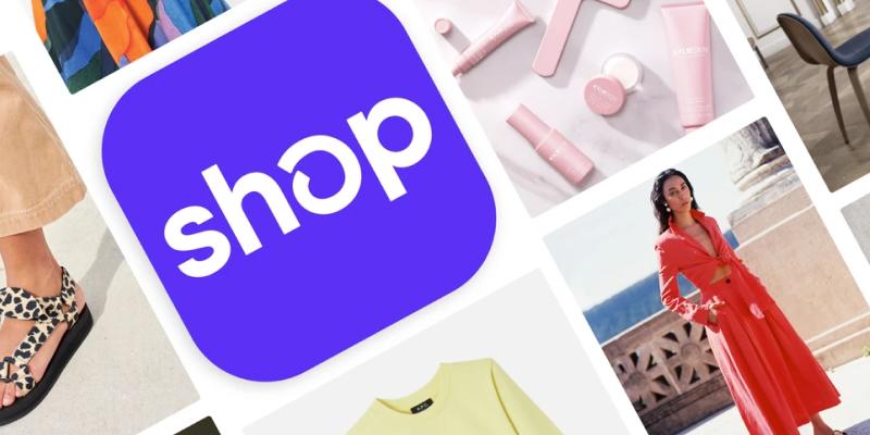 shop mobile app