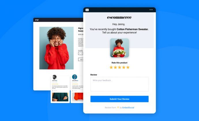 amp reviews collect app for shopify