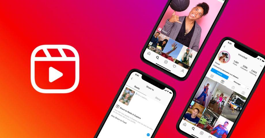 Instagram Reels Short Video Sharing Community