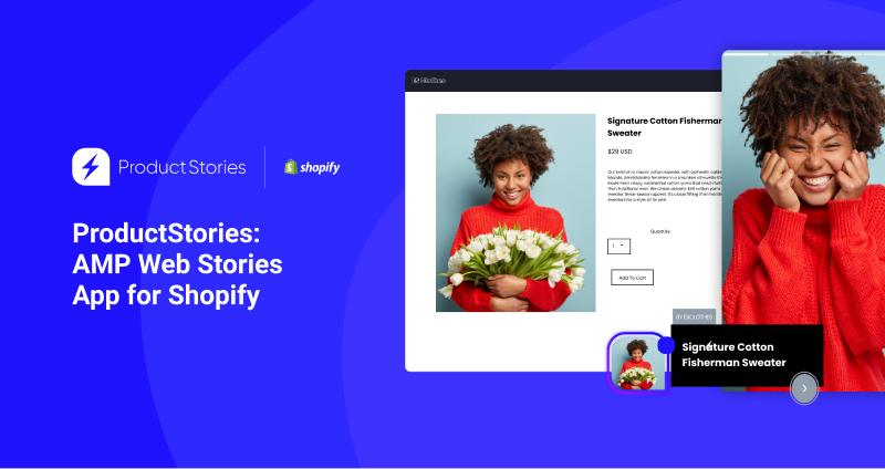 product stories app for shopify
