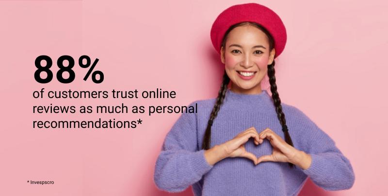 customers trust stats