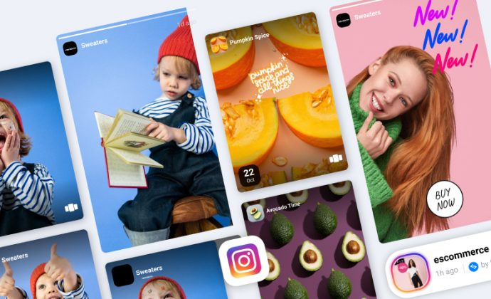 templates for instagram stories