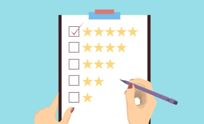 list of customer survey questions by industry