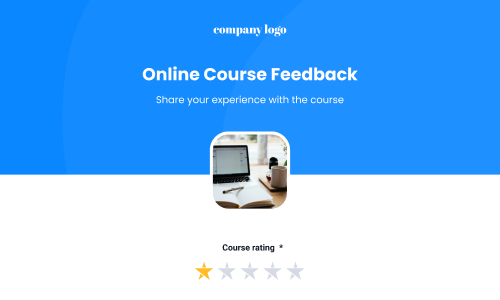 template for course evaluation form