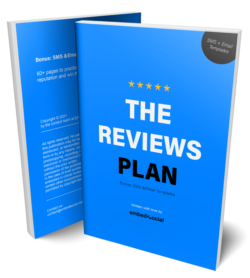 online reviews management ebook