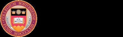 Boston College full logo