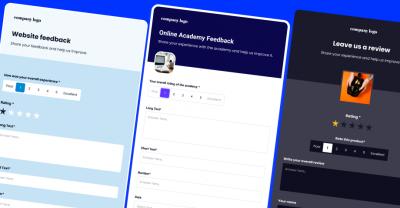 feedback forms templates