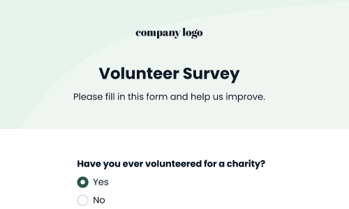 volunteer survey red cross
