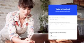5 Website Forms Examples For Any Small Business Web Page [Live Demos]